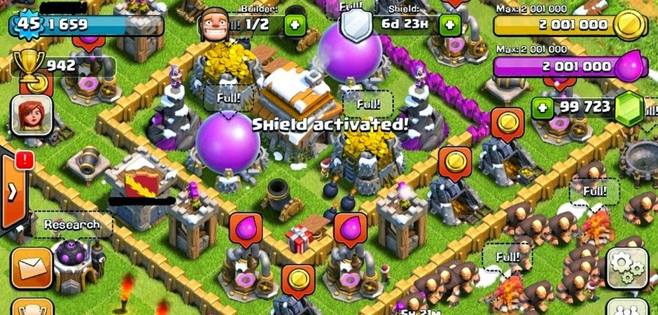 Clash Of Clans Private Server Mod 2020
